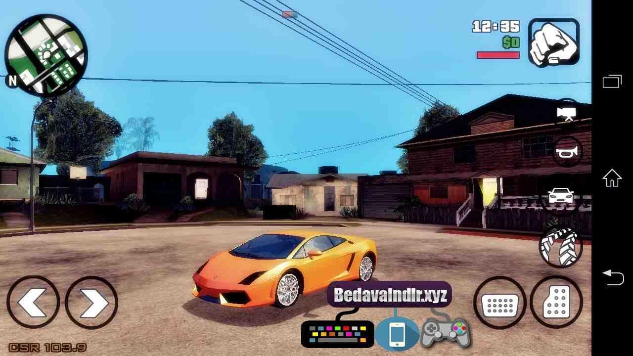 Gta San Andreas Gta 5 Edition Mod Apk Indir Sddata Bedavaindir Xyz San Andreas Gta Gta San Andreas