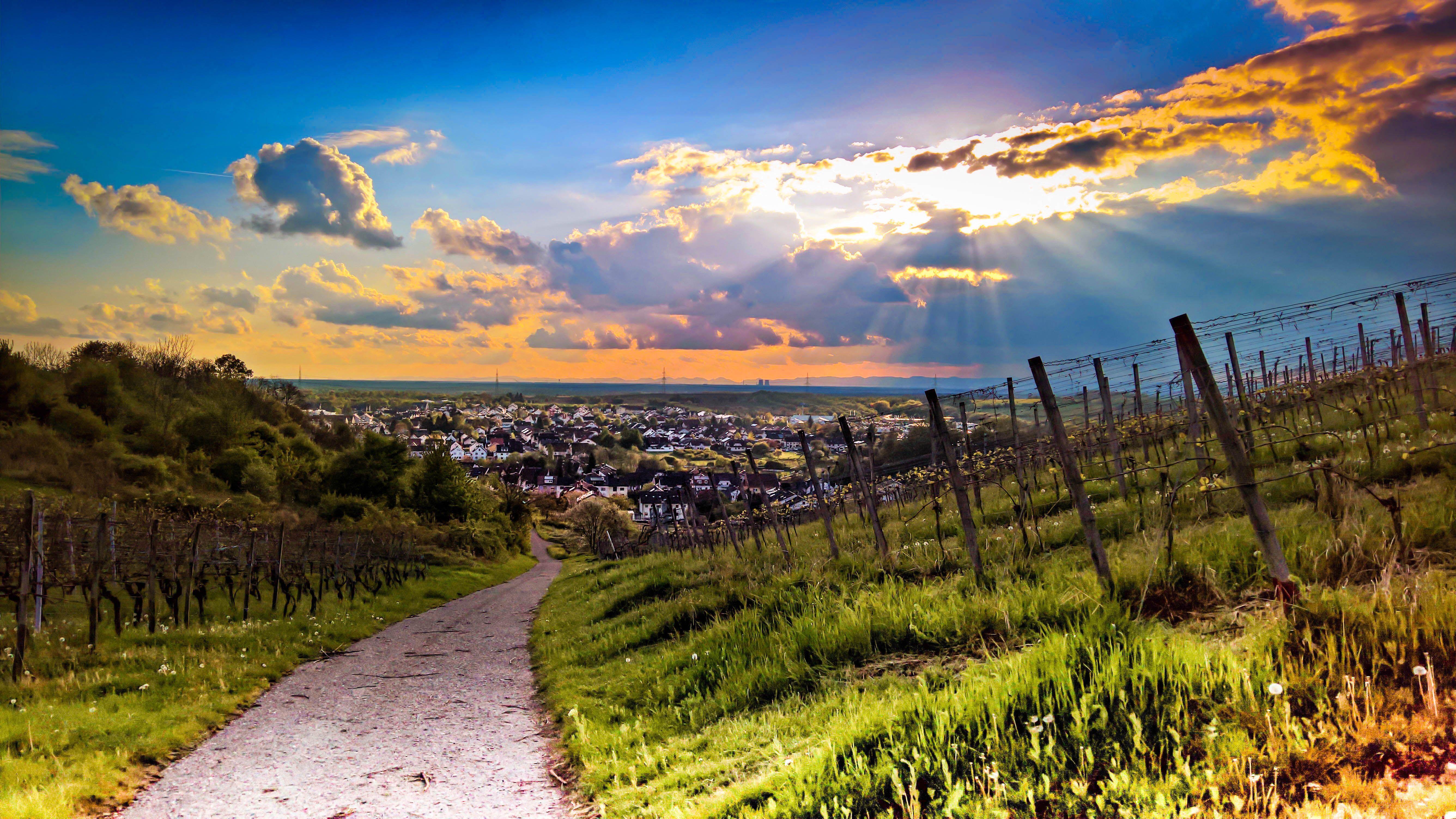 Open heaven - Rauenberg, Germany