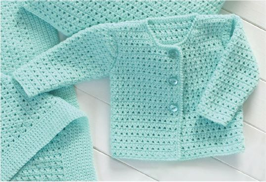 How cute and simple is this design from Stylecraft...free on ...
