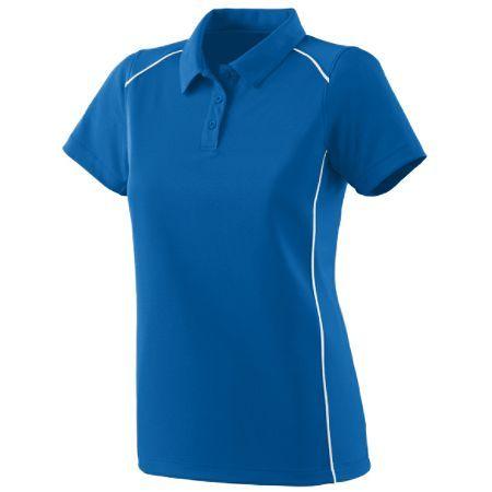 Augusta Sportswear Youth Winning Streak Long Sleeve Jersey L Royal//White