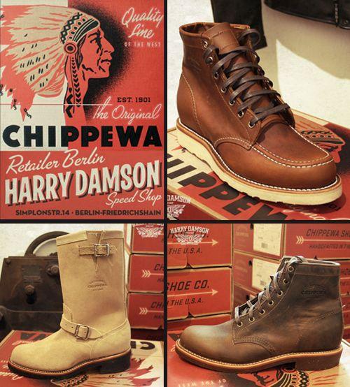 HARRY DAMSON SPEED SHOP