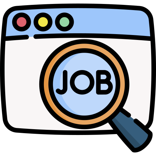 Job Search Free Vector Icons Designed By Freepik Vector Icon Design Icon Free Icons
