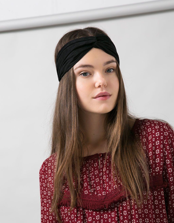 taille 7 magasin britannique réduction jusqu'à 60% Turbante veludo en 2019 | Turbante para el cabello, Peinado ...