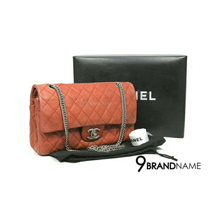 cb7113a2a5d9 Used Chanel Classic 10