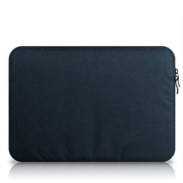 New High Quality Portable Soft Sleeve Laptop Bags Zipper Notebook Laptop Case Pouch Cover for Macbook Air Pro Retina 13 15 Inch