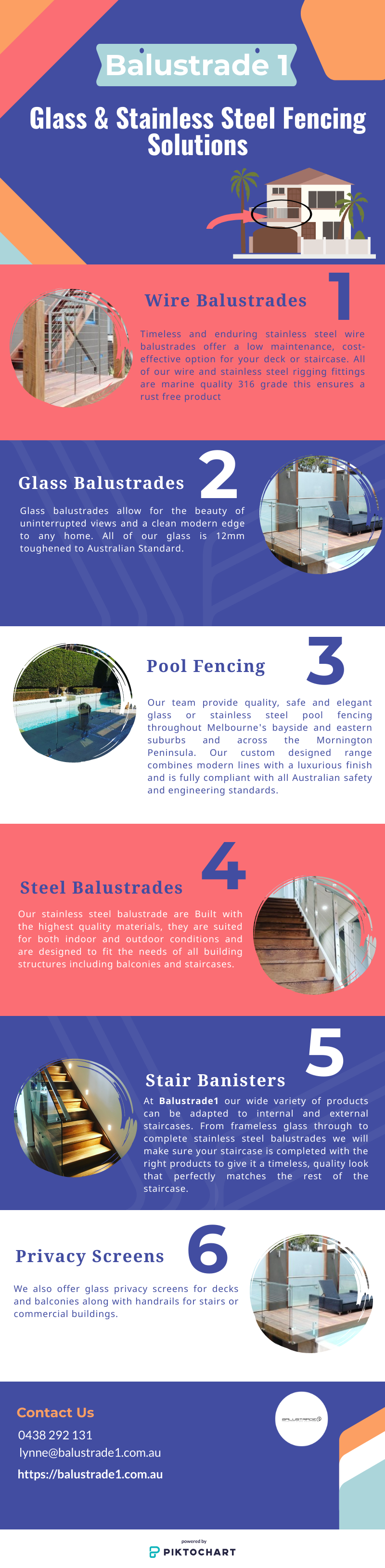 Best Glass Steel Balustrades Melbourne Steel Balustrade 400 x 300