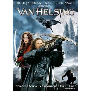 Van Helsing Starring Hugh Jackman Kate Beckinsale 2004 Cartazes De Filmes De Terror Filmes Cartazes De Filmes