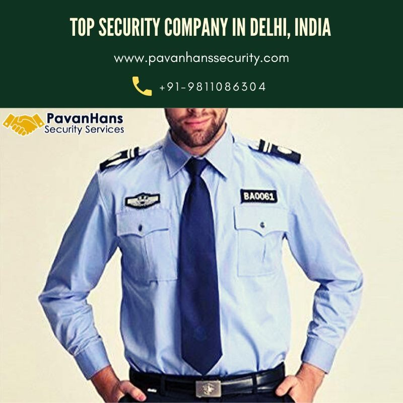 Pavan Hans Security The Top Security Company In Delhi India Security Guard Services Security Companies Security Service