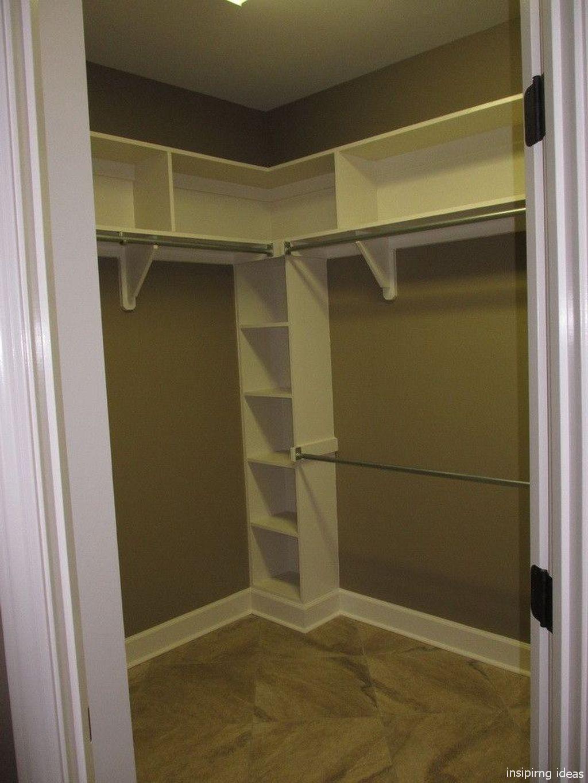 diy walk in closet shelving ideas