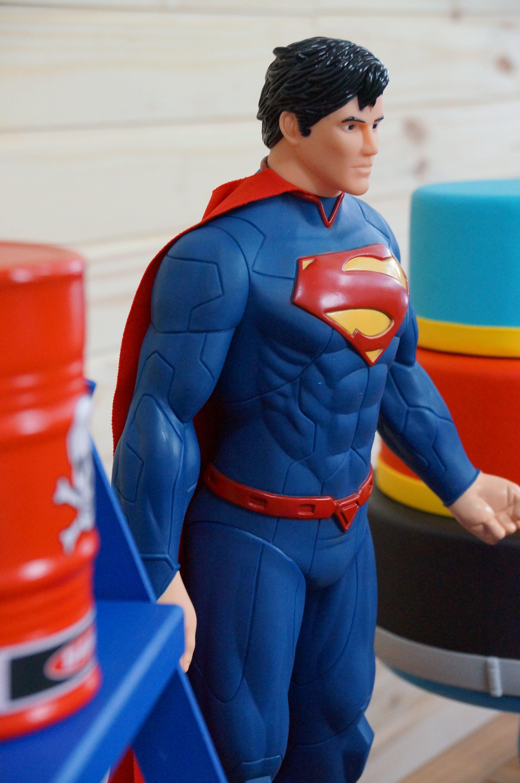 Pin Em Decoracao Premier Super Herois