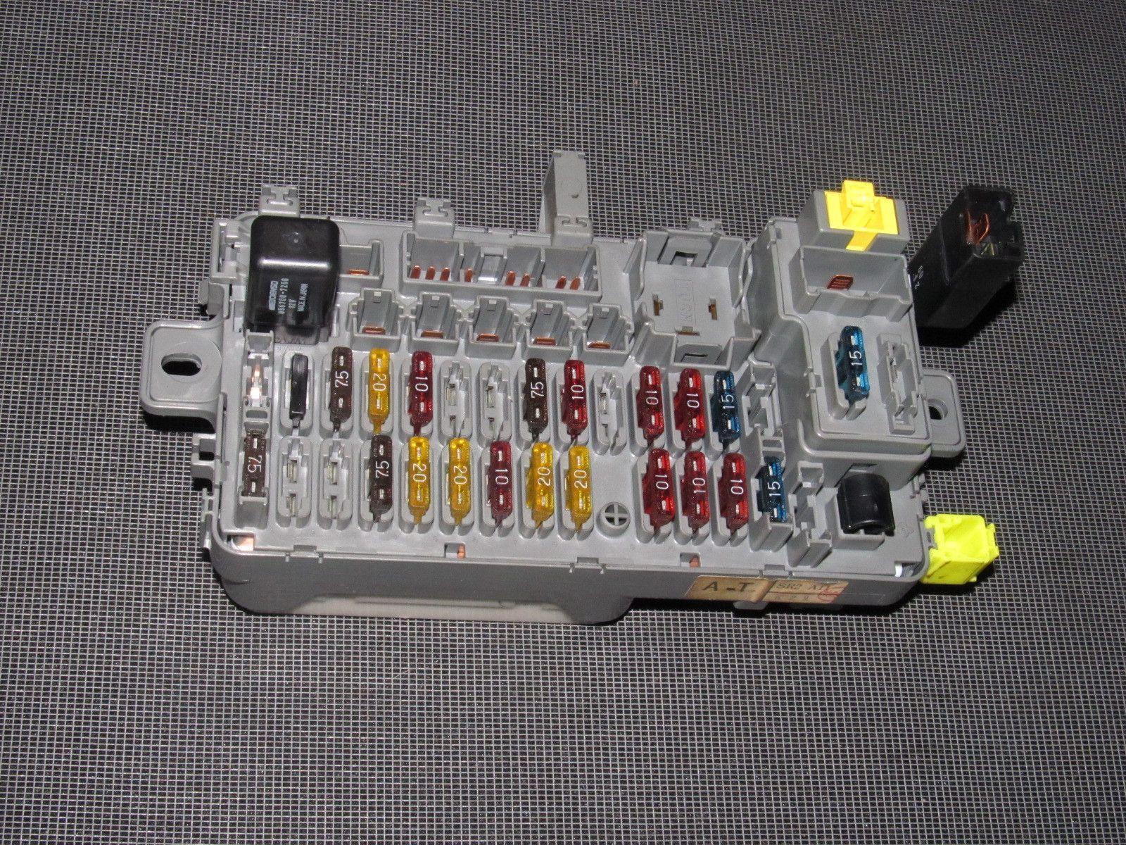93 94 95 Honda Del Sol OEM Interior Fuse Box