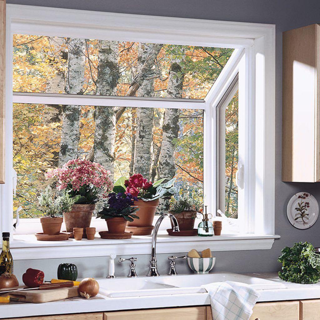 Amazing Ideas About Greenhouse Windows Kitchen