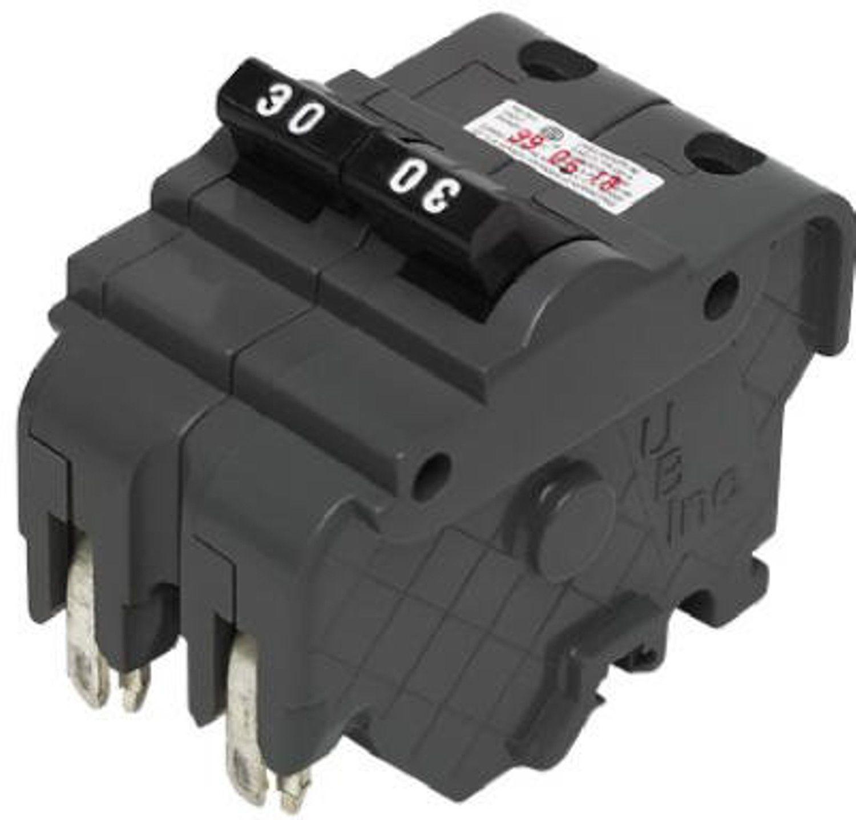 Fuse Box Circuit Breaker Type