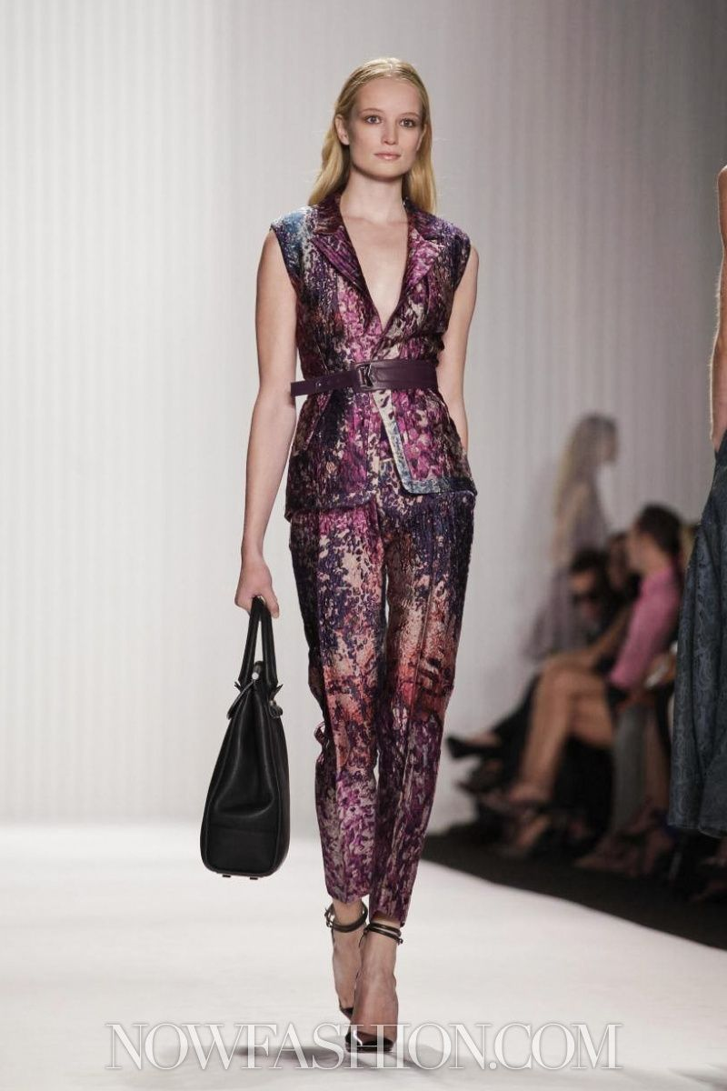 J.Mendel Ready To Wear Spring Summer 2013 New York