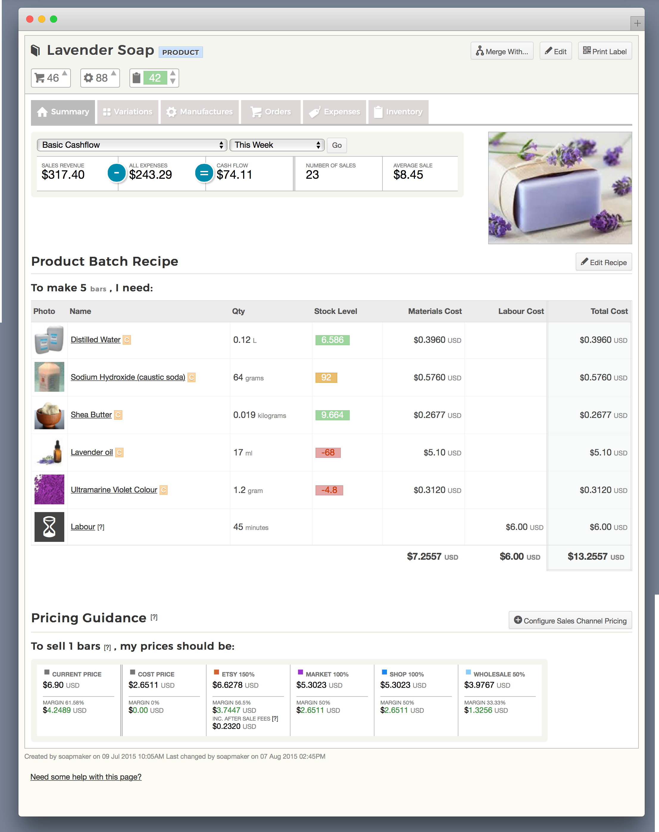 Solution Inventory Management For Small Business Inventory Management Software Small Business Management