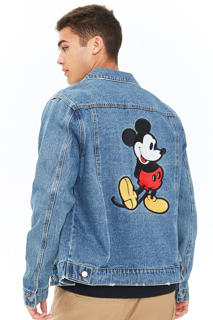 Product Name Mickey Mouse Denim Jacket Category Mens Main Price