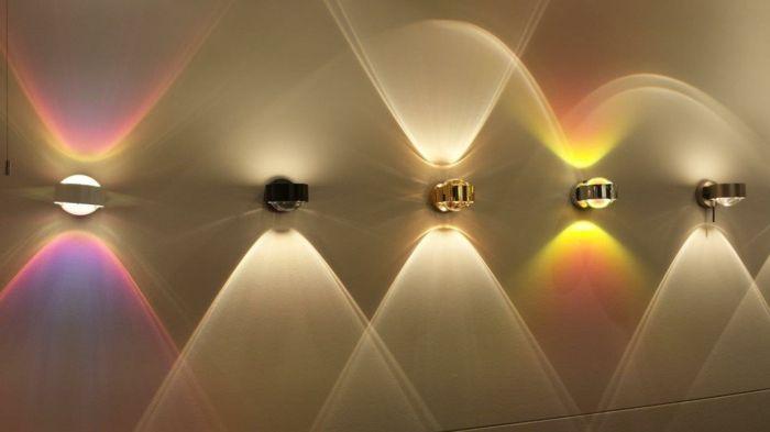 led indirekte beleuchtung decke dunkeles interior leuchte - haus mit indirekter beleuchtung bilder