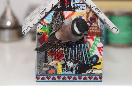 babbelzzz.punt.nl: Urban Birdhouse