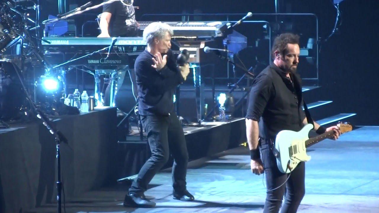 Bon Jovi Keep The Faith Charlotte NC 4/21 | Jon bon jovi | Pinterest ...