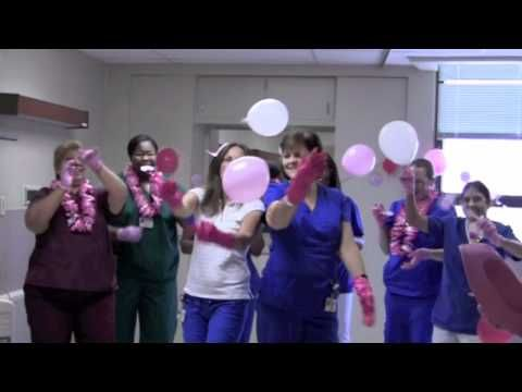 Pink Glove Dance Competition: Clear Lake Regional Medical Center
