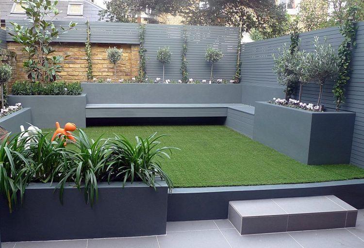 funktionale Gartenmöbel nach Maß, Hochbeete und Sichtschutz für - gartengestaltung modern sichtschutz