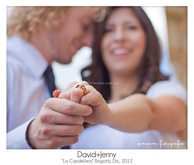 Por siempre de PmasM Fotografía | www.matrimonio.com.co