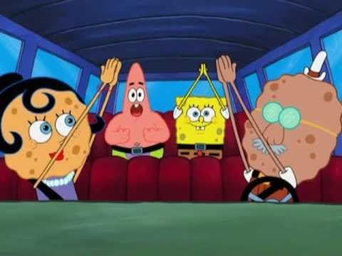 Youtube Spongebob Road Song Spongebob Squarepants