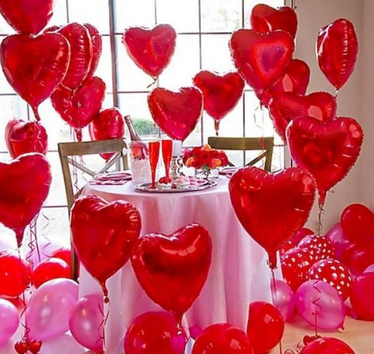 55+ Romantic Valentines Table Settings Decor Inspirations ...