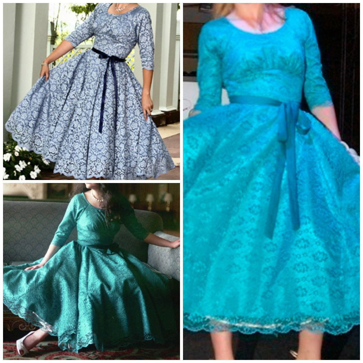 47098fc4382 Sew Chic Southern Belle Dress