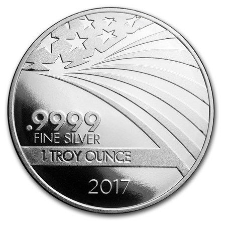 Apmex 1 Oz Silver Round Rmc One Ounce Silver Rounds Apmex Bullion Buy Gold And Silver Apmex Silver Coins