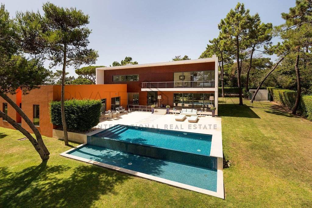 Prestigiosa casa de 628 m² vendas Quinta da Marinha