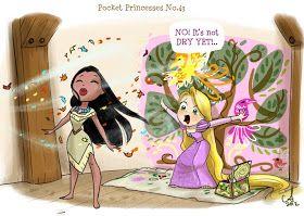 Chibi Awnnn! - Parte 51: Pocket Princesses 3 #pocketprincesses