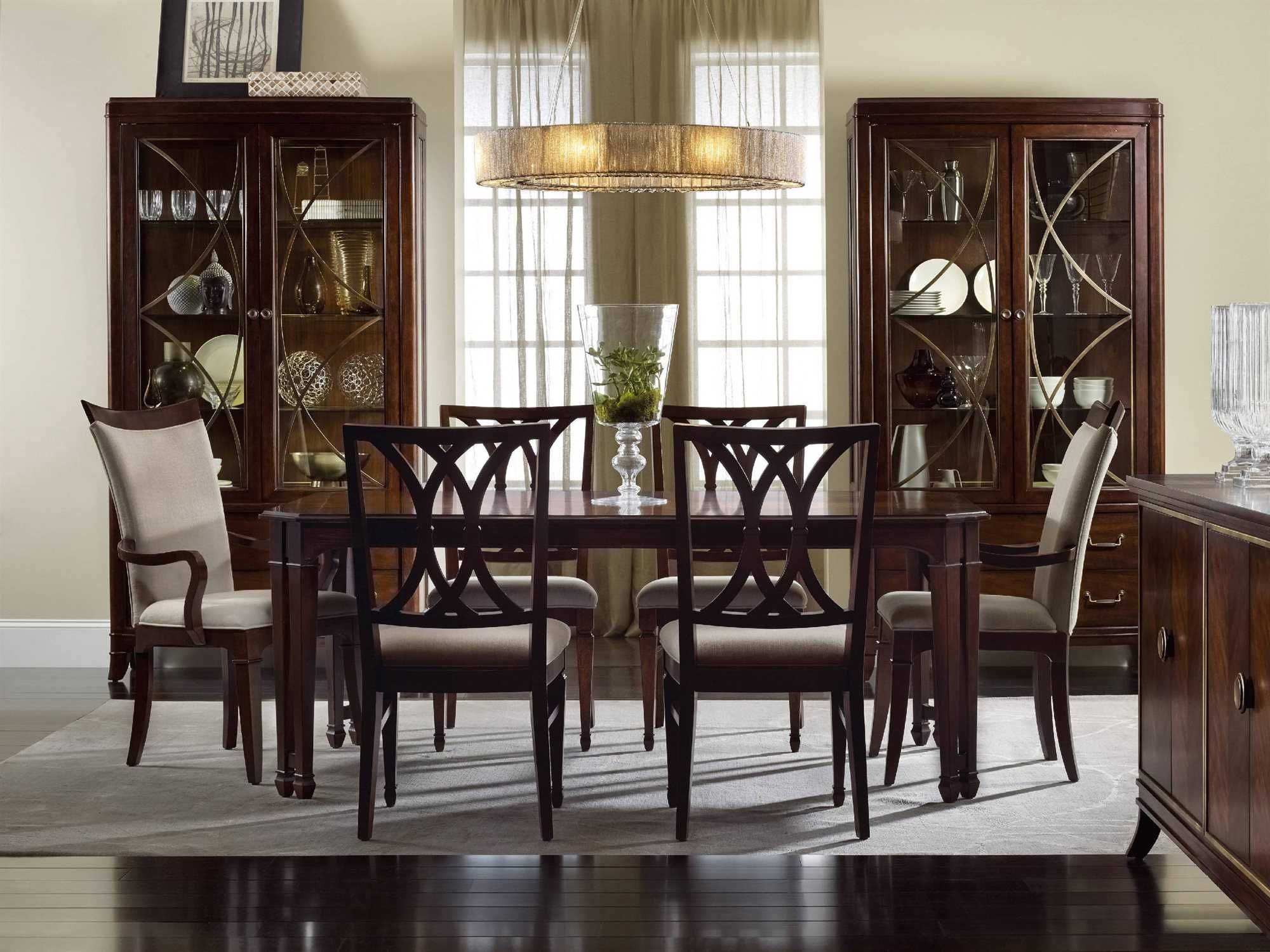 Hooker Furniture Palisade Dining Room Set  Hoar House  Mike Glamorous Cheap Dining Room Tables Review