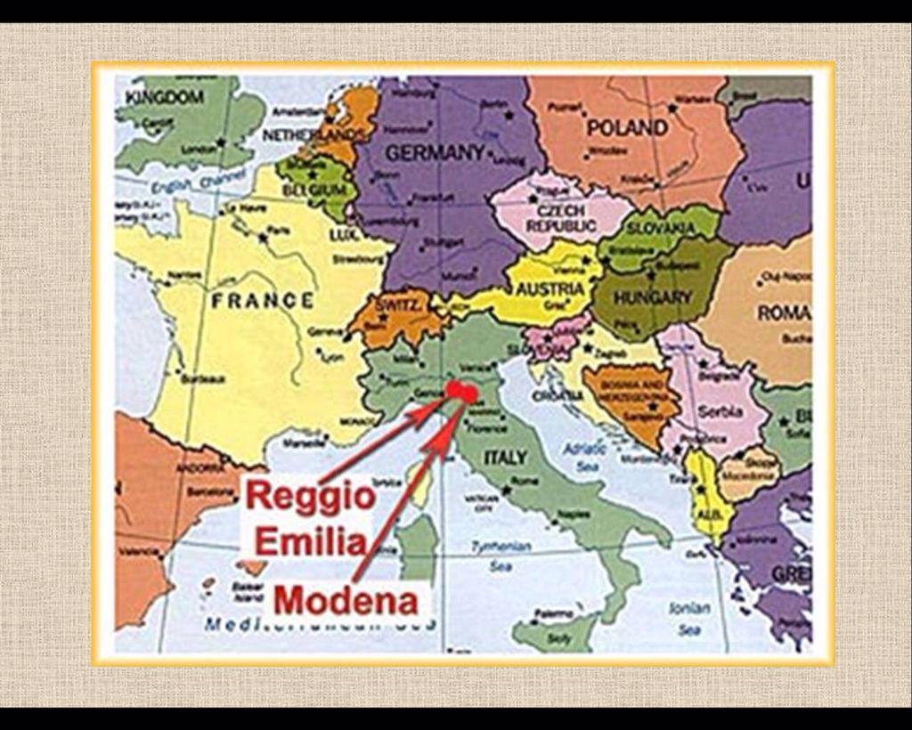 Reggio Emilia Italia Reggio Emilia Italia Uma Abordagem