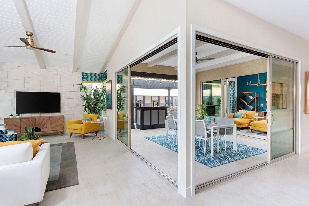 Montero Plan 1 Covered Patio   Pardee Homes Las Vegas