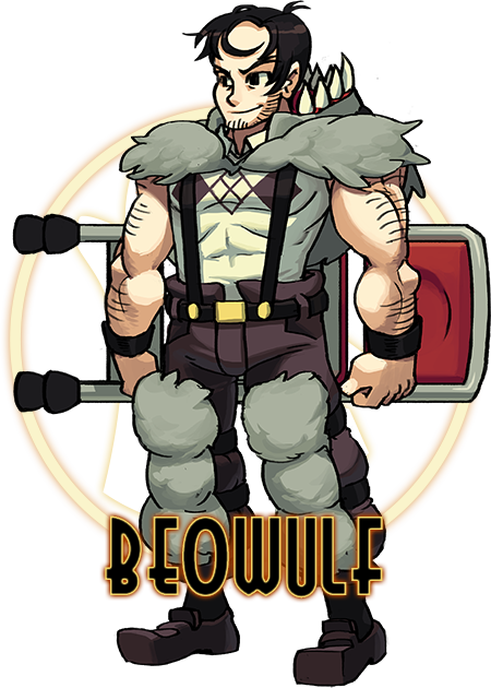 Beowulf/Gallery Skullgirls and Anime