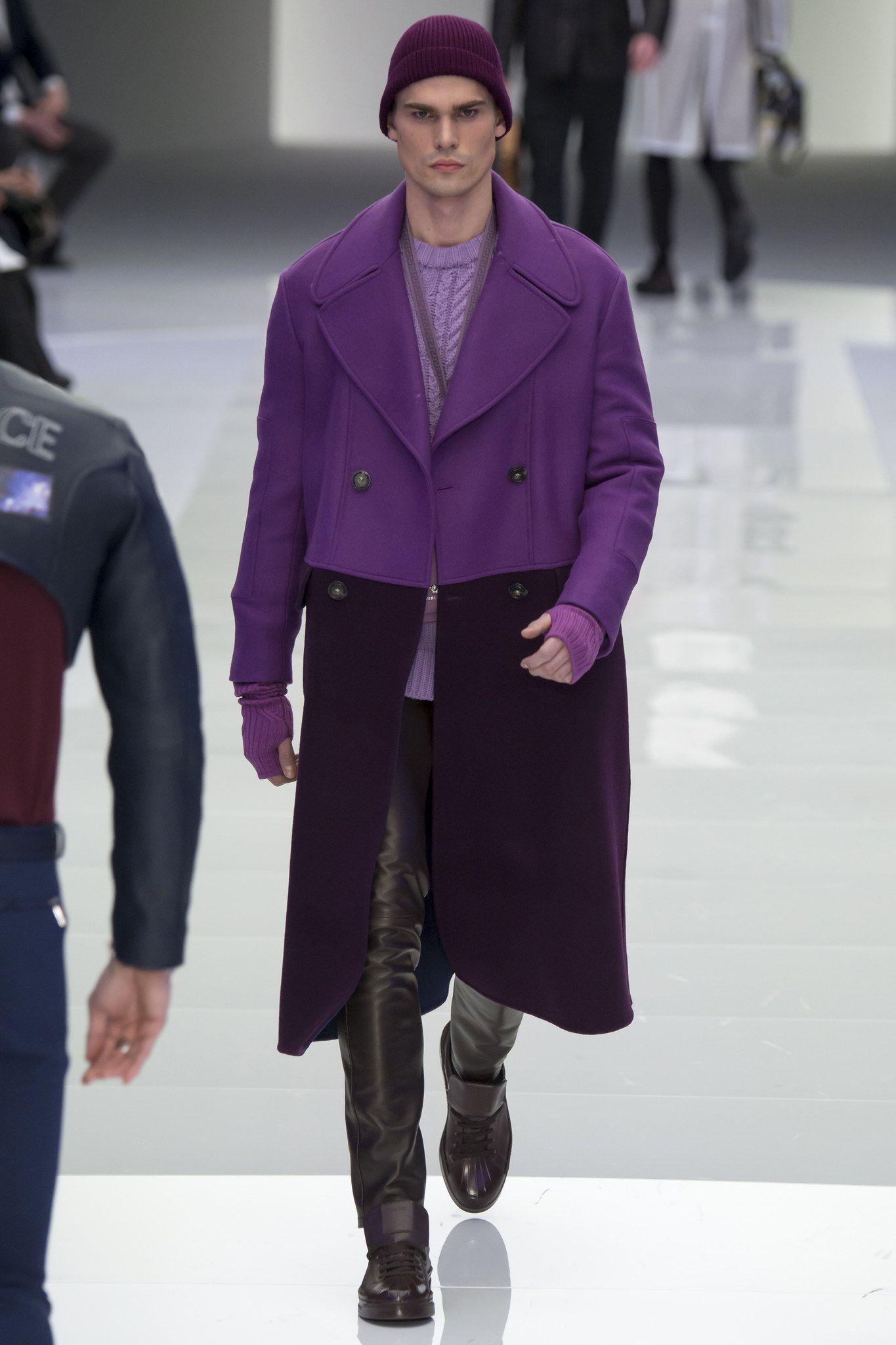 Versace, Look #50