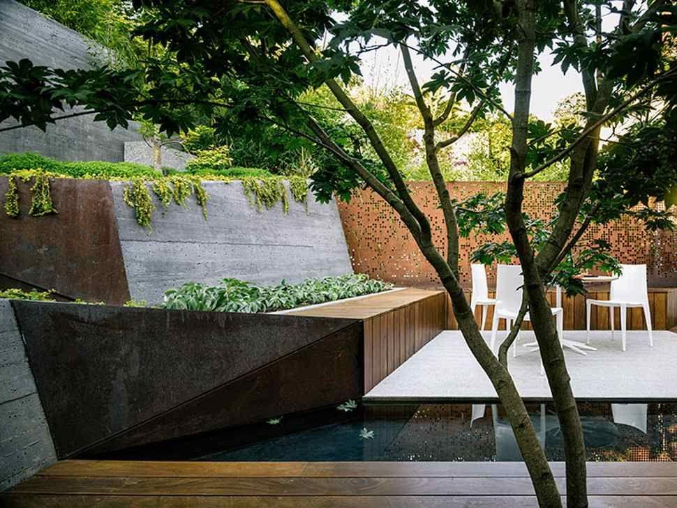 Garten Ideen - Gartengestaltung Ideen Aménagement extérieur - ideen gartengestaltung hanglage