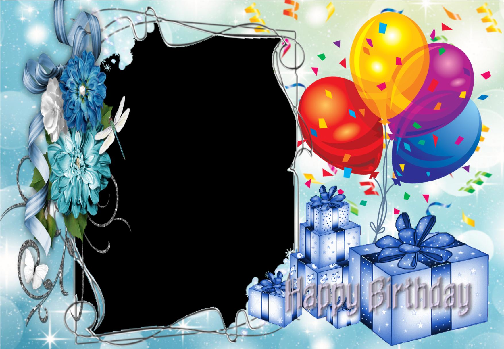 Efecto de fotos de la categoría: Tarjetas de Feliz Cumpleaños ...
