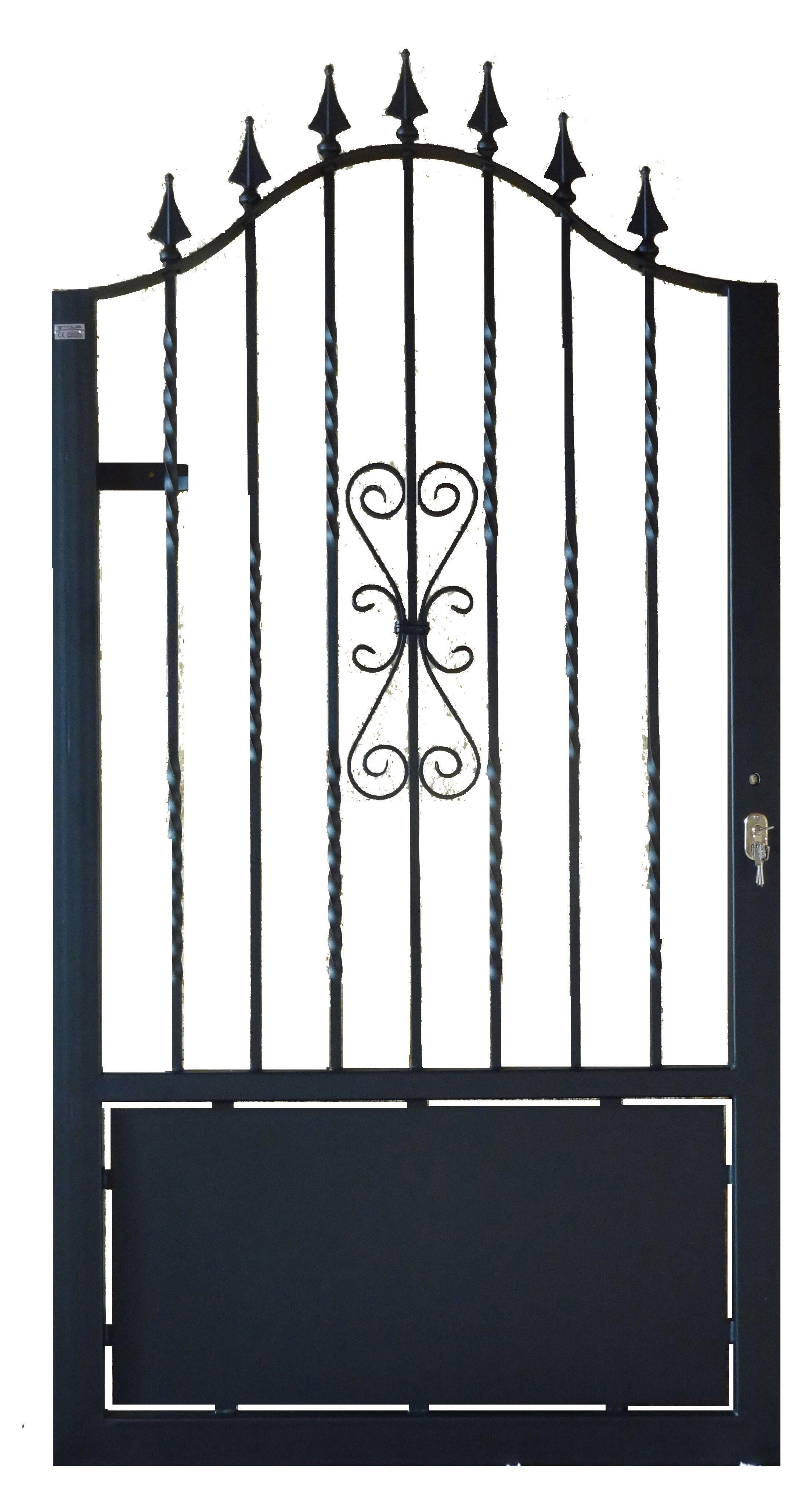 Compra productos de puertas de jard n online en hierros tous tous rejas y m s puertas - Puertas de hierro para jardin ...