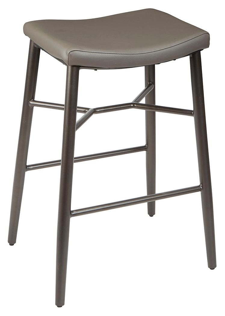 Tremendous Harvey 29 Saddle Upholstered Stationary Backless Barstool Frankydiablos Diy Chair Ideas Frankydiabloscom