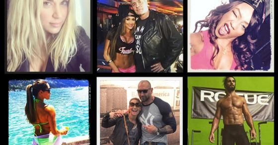WWE.com picks the Superstars and Divas' 25 best Instagram photos for the week of July 26, 2015. http://www.wwe.com/inside/25-best-instagram-photos-week-07-26-2015