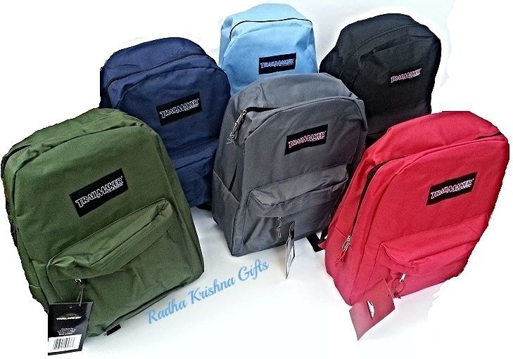 "TrailMaker Classic 17"" Backpack New With Tags #Trailmaker #Classic17Backpack"