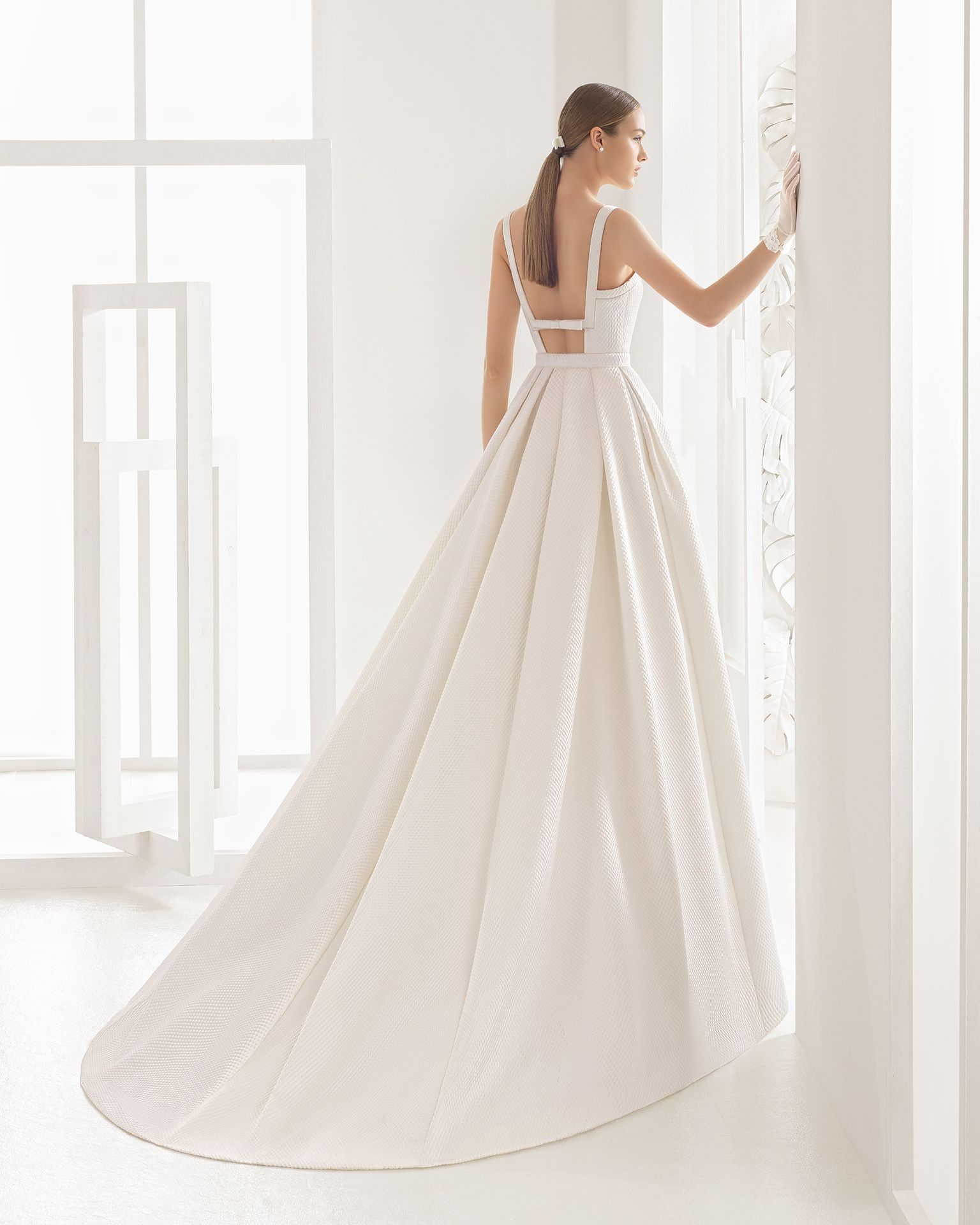 2017 Bridal Collection. Rosa Clará. In 2019