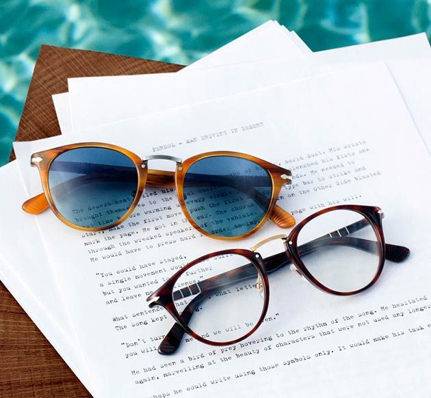 e7fa19c6c5 Persol Typewriter Collection - A nod to the Golden Age of writing ...