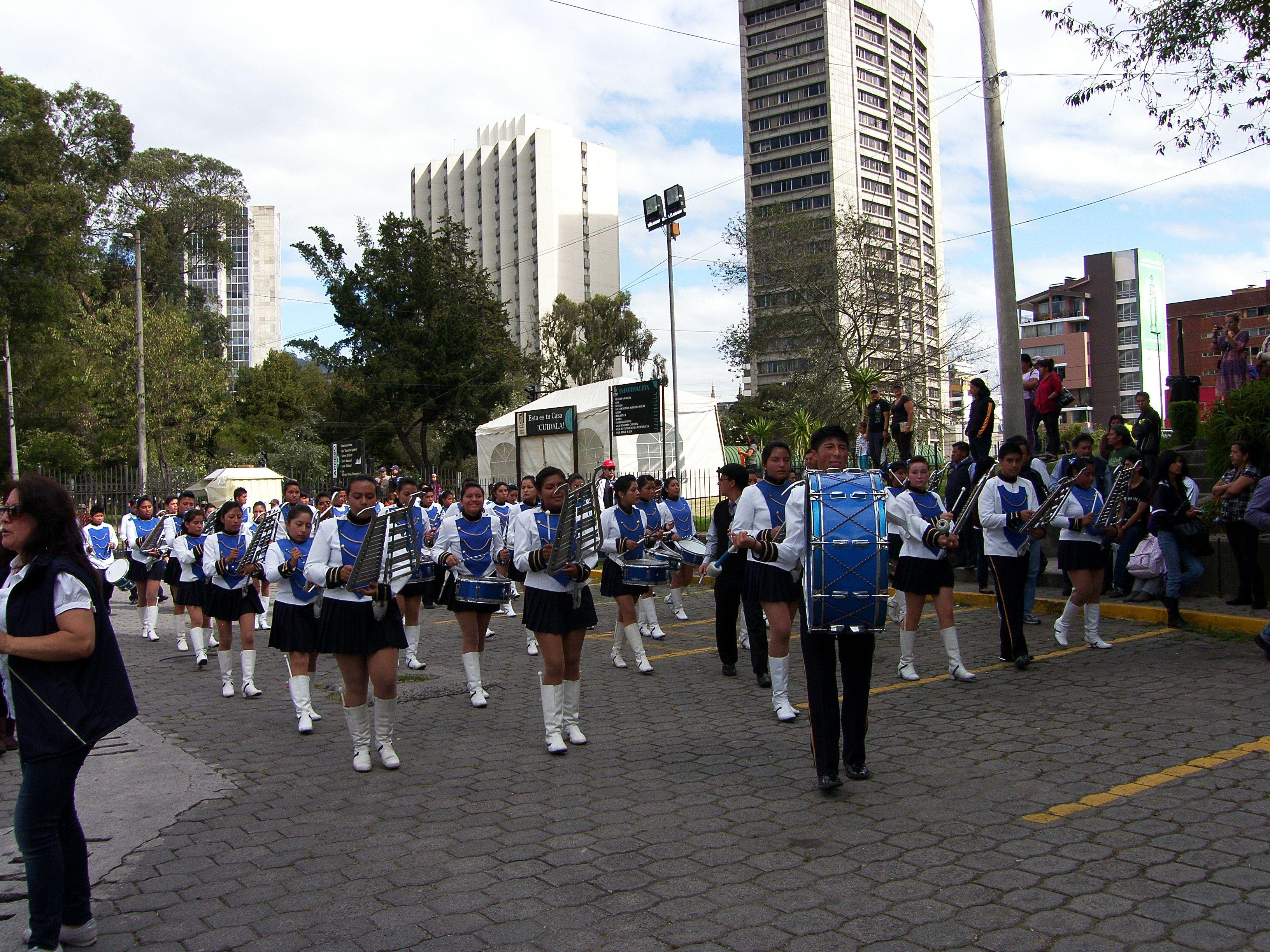 Con el Pregón se dio inicio al gran festival Hecho en Casa, la Fiesta de la Cultura.