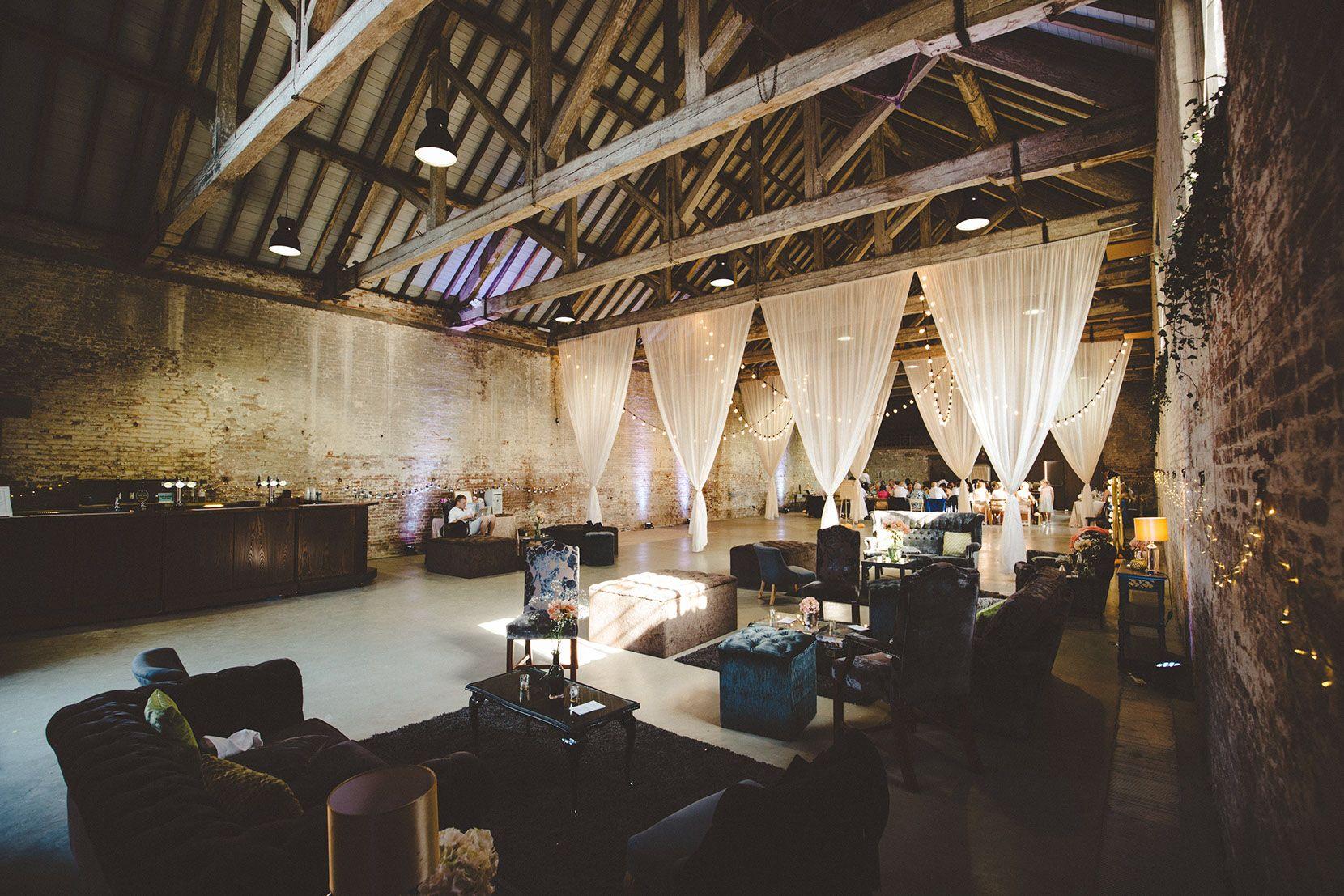 The Riding School Calke Abbey Derbyshire A Stunning Blank Canvas Wedding Venue Steeped