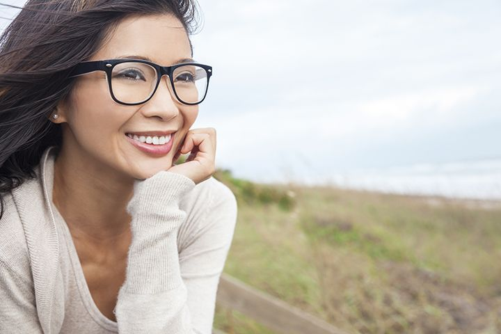 4 Tips to Find the Right Frames for Your Face: Learn what kind of ...