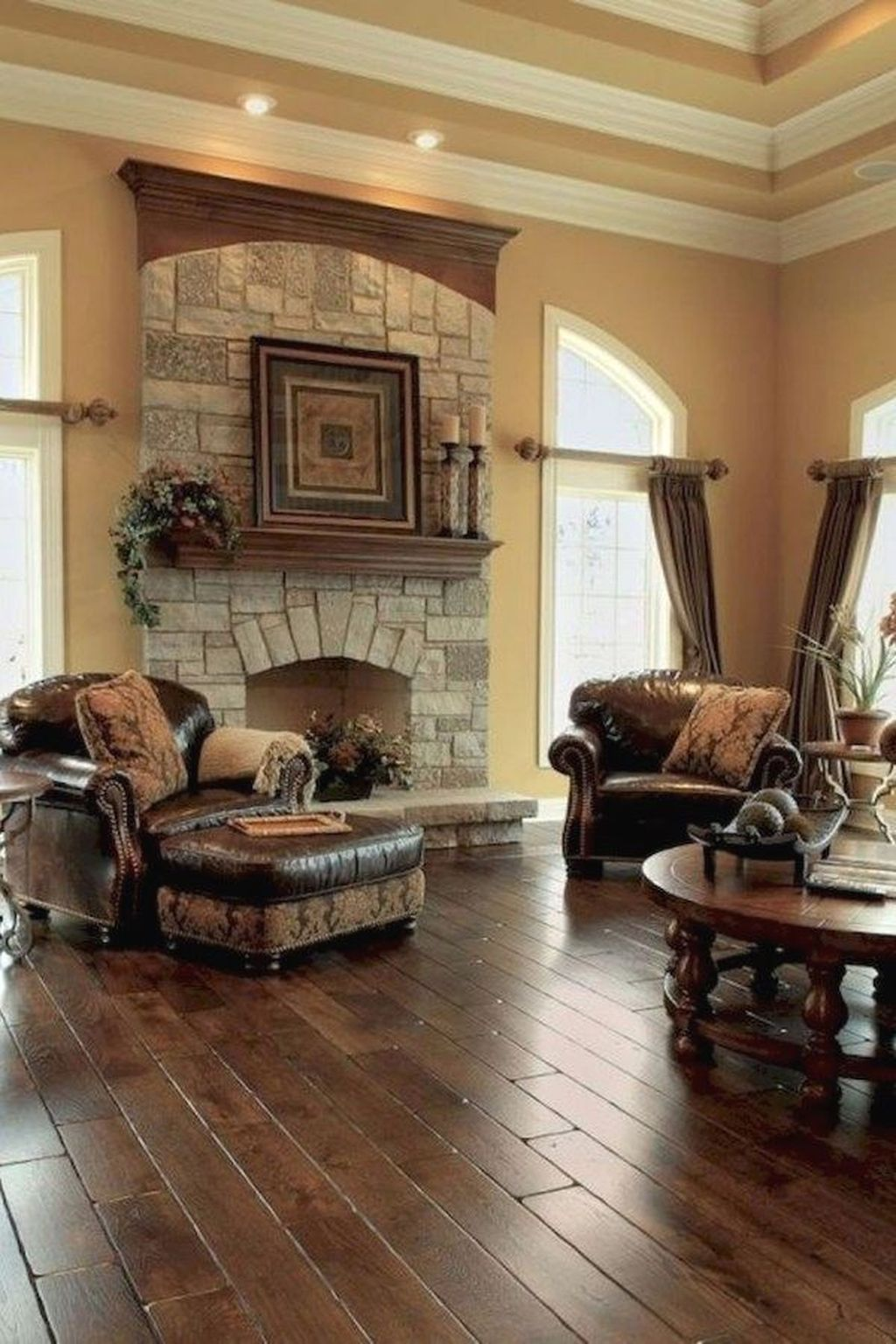 Italian Living Room Design: 32 Stunning Italian Rustic Decor Ideas For Your Living