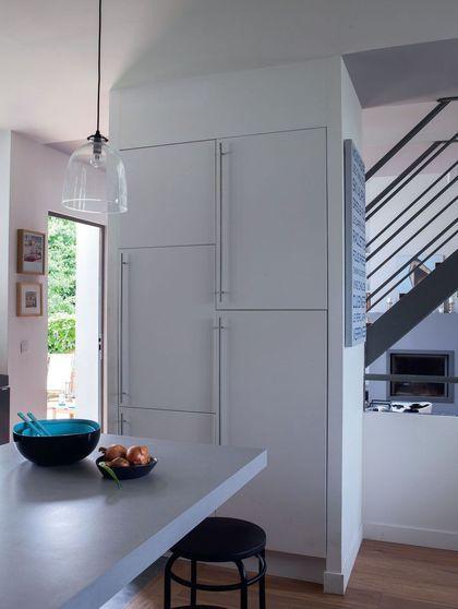 Une extansion de 130 m2 pour une petite maison de 40m2 - plan extension maison 40m2